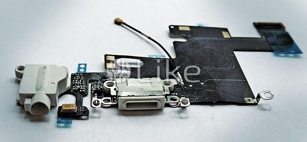 замена гнезда зарядки iphone 5s